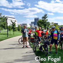 Ohio Trailblazer Tour 2019   Cleo Fogal