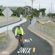 Bayshore Bikeway (Sand Diego Association of Governments)