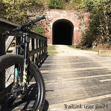 North Bend Rail-Trail | TrailLink user jiw71