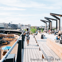 Philadelphia's Rail Park | Friends of the Rail Park